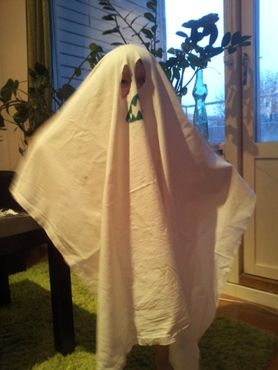 Spöket