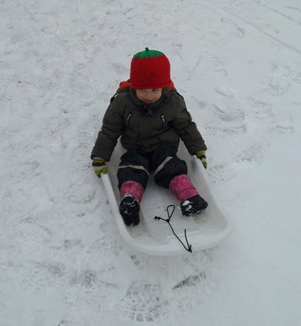 Snödag 1