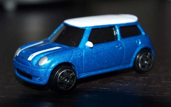 Blåbil