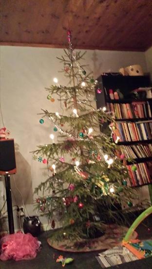 Lillans julgran